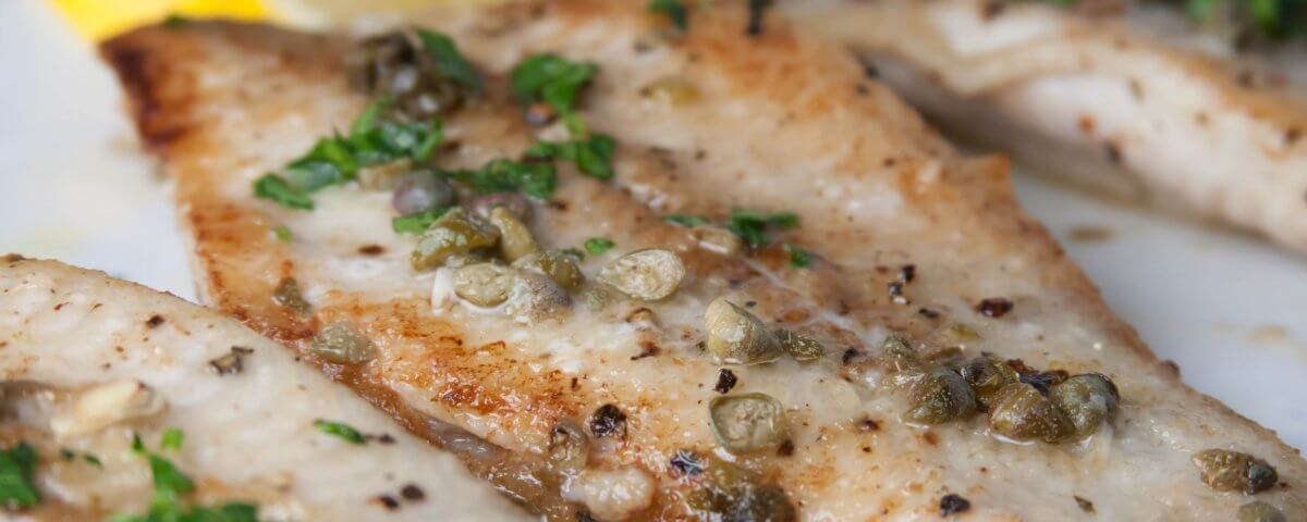 recette de filet de féra à la meunière