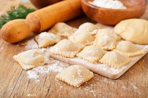 recette pâtes au poisson frais